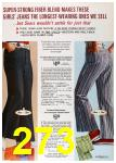 1972 Sears Spring Summer Catalog, Page 273