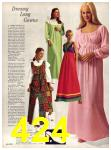 1971 Sears Fall Winter Catalog, Page 424
