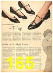 1958 Sears Fall Winter Catalog, Page 165