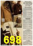 1979 Sears Fall Winter Catalog, Page 698