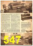 1949 Sears Spring Summer Catalog, Page 547