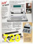 1988 Sears Fall Winter Catalog, Page 720