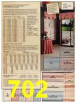 1987 Sears Spring Summer Catalog, Page 702