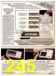 1982 Sears Fall Winter Catalog, Page 245