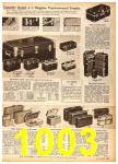 1958 Sears Fall Winter Catalog, Page 1003