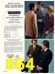 1971 Sears Fall Winter Catalog, Page 664