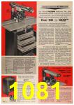 1963 Sears Fall Winter Catalog, Page 1081