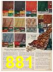 1958 Sears Fall Winter Catalog, Page 881