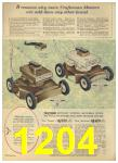 1960 Sears Spring Summer Catalog, Page 1204