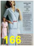1981 Sears Spring Summer Catalog, Page 166