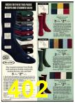 1975 Sears Fall Winter Catalog, Page 402