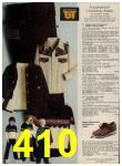 1979 Sears Fall Winter Catalog, Page 410