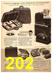 1962 Sears Fall Winter Catalog, Page 202