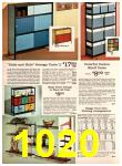 1966 Montgomery Ward Fall Winter Catalog, Page 1020