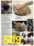 1985 Sears Christmas Book, Page 509