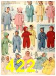 1956 Sears Fall Winter Catalog, Page 422