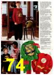 1991 JCPenney Christmas Book, Page 74