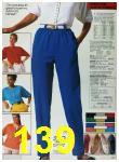 1988 Sears Spring Summer Catalog, Page 139