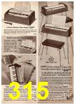 1966 Montgomery Ward Christmas Book, Page 315
