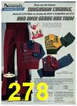1974 Sears Fall Winter Catalog, Page 278