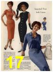 1960 Sears Spring Summer Catalog, Page 17