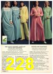 1976 Sears Fall Winter Catalog, Page 228