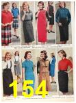 1958 Sears Fall Winter Catalog, Page 154