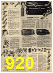 1965 Sears Spring Summer Catalog, Page 920