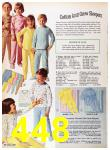 1967 Sears Fall Winter Catalog, Page 448