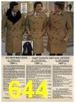 1980 Sears Fall Winter Catalog, Page 644