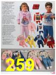 1986 Sears Fall Winter Catalog, Page 259