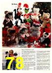 1985 Montgomery Ward Christmas Book, Page 78