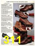 1982 Sears Fall Winter Catalog, Page 311