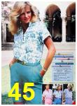 1986 Sears Spring Summer Catalog, Page 45