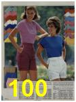 1984 Sears Spring Summer Catalog, Page 100