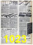 1967 Sears Fall Winter Catalog, Page 1023