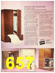 1987 Sears Fall Winter Catalog, Page 657