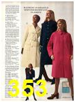 1971 Sears Fall Winter Catalog, Page 353