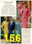 1962 Montgomery Ward Spring Summer Catalog, Page 156