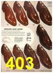 1949 Sears Spring Summer Catalog, Page 403