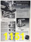 1964 Sears Fall Winter Catalog, Page 1151