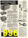 1974 Sears Spring Summer Catalog, Page 996