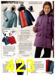 1974 Sears Fall Winter Catalog, Page 423