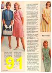 1964 Sears Spring Summer Catalog, Page 91