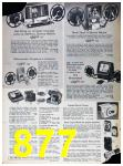 1967 Sears Fall Winter Catalog, Page 877