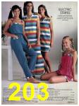1981 Sears Spring Summer Catalog, Page 203