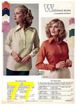1975 Sears Fall Winter Catalog, Page 77