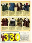 1969 Sears Fall Winter Catalog, Page 330