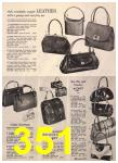 1965 Sears Fall Winter Catalog, Page 351