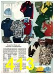1975 Sears Fall Winter Catalog, Page 413